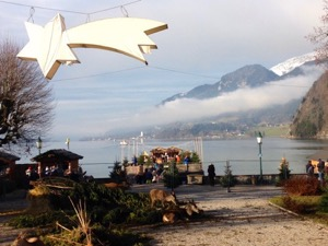 Wolfgangsee - advent